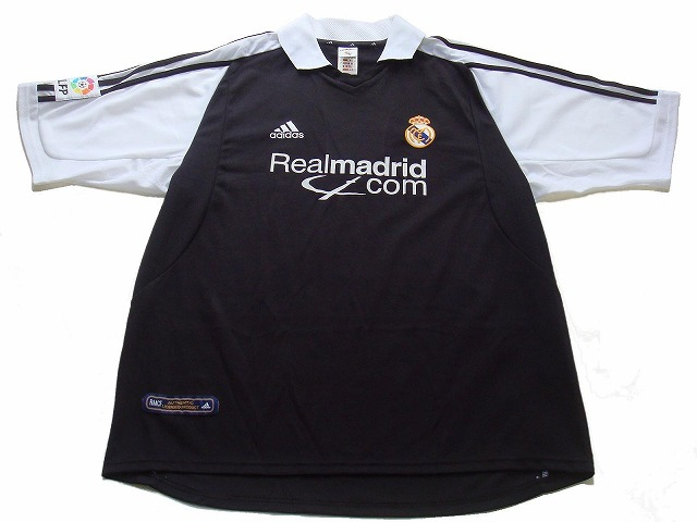 Real Madrid/01-02/3RD