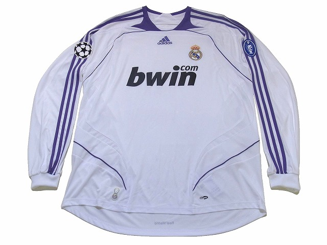 Real Madrid/07-08/H