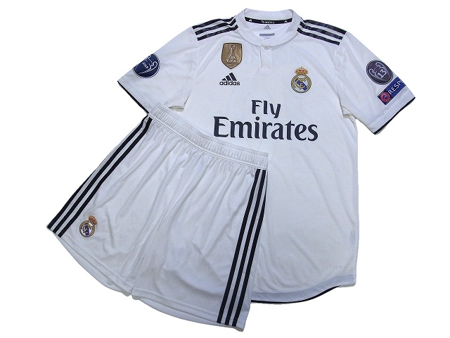 Real Madrid/18-19/H