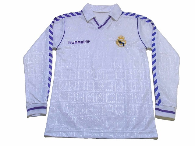 Real Madrid/89-90/H