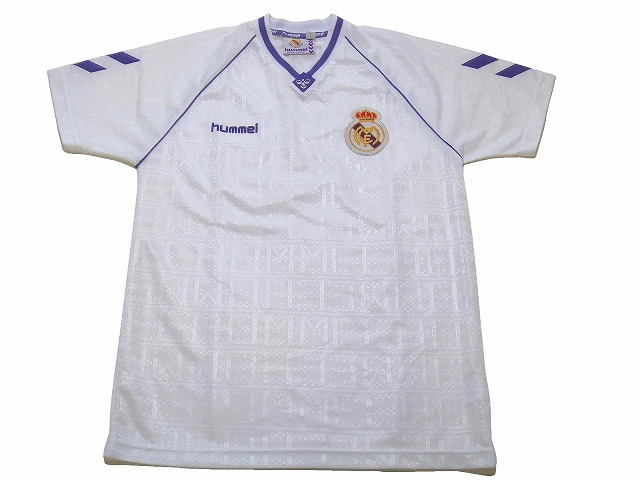 Real Madrid/90-91/H
