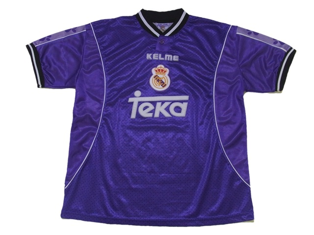 Real Madrid/97-98/A