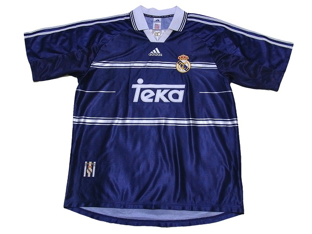 Real Madrid/98-00/A