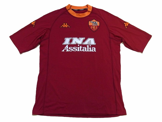 ASローマ AS Roma/00-01/H