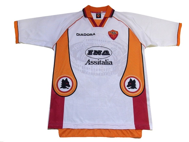 ASローマ AS Roma/97-98/A
