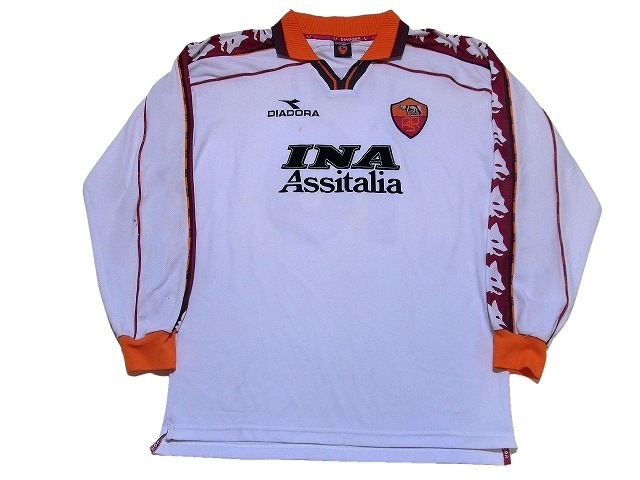 ASローマ AS Roma/98-99/A