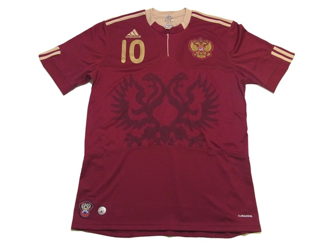 Russia National Football Team/09/A