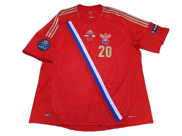 ロシア代表 Russia National Team/12/H
