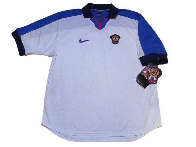 Russia National Football Team/98-01/H