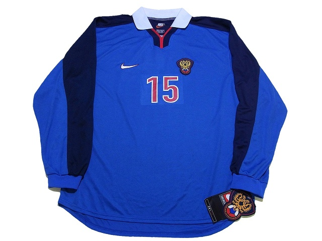 Russia National Football Team/99-01/A