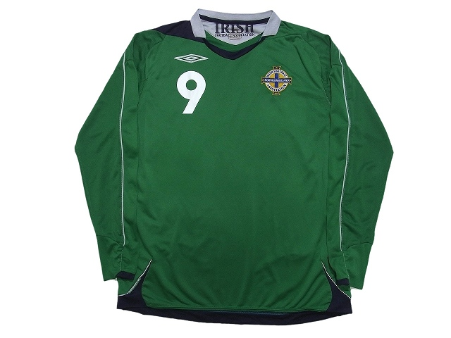 北アイルランド代表 Northern Ireland National football Team/06/H