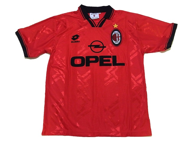 ACミラン AC Milan/96-97/4TH