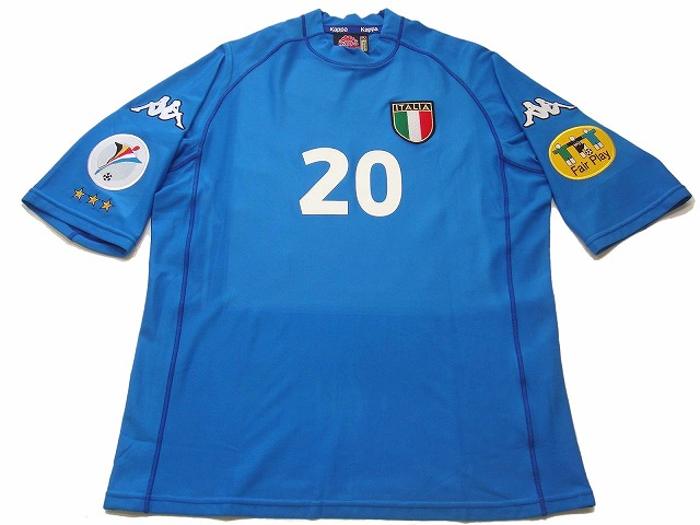 イタリア代表 Italy National Team/00/H