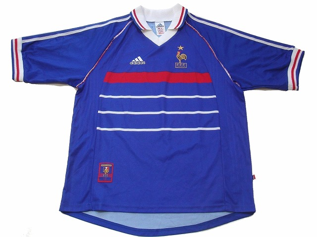 フランス代表 France National Team/98/H