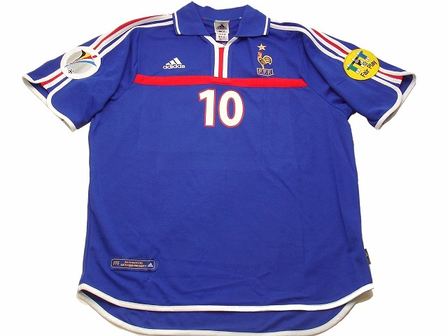 フランス代表 France National Team/00/H