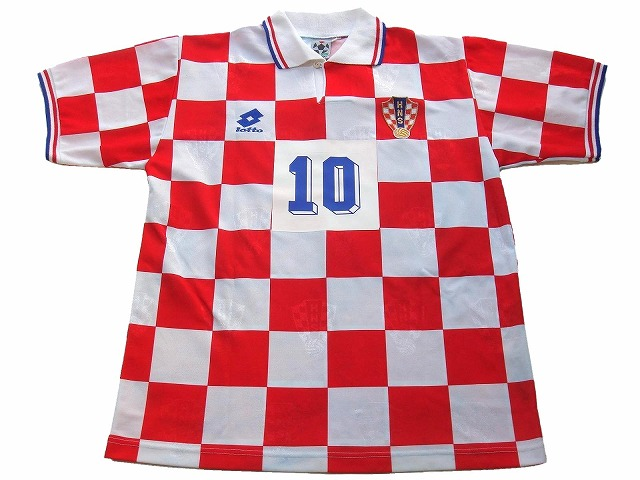 クロアチア代表 Croatia National Team/96/H