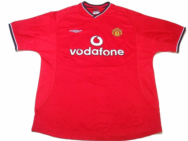Manchester United/00-02/H