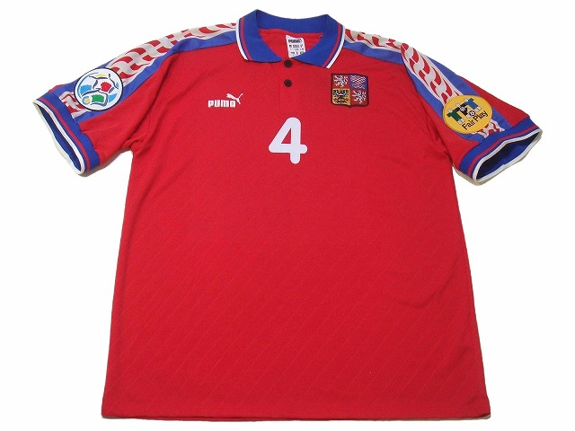 チェコ代表 Czech Republic National Team/96/H