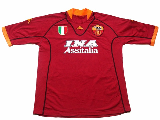 ASローマ AS Roma/01-02/H