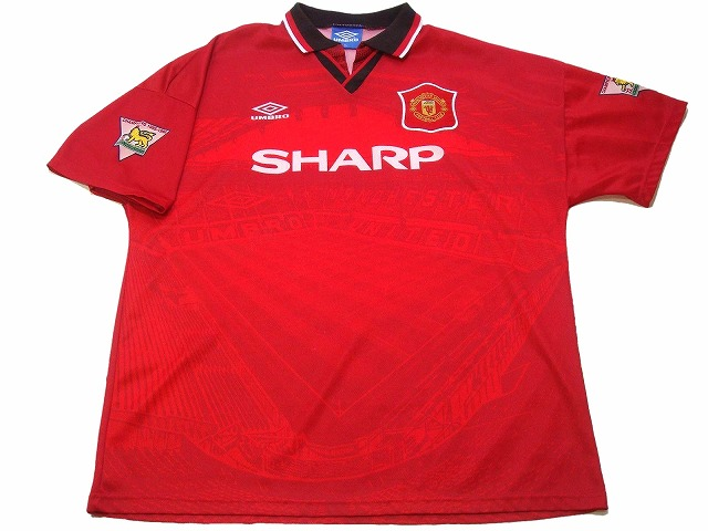 Manchester United/94-96/H