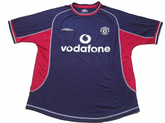 Manchester United/00-01/3RD