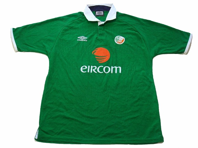 Ireland National Football Team/00/H