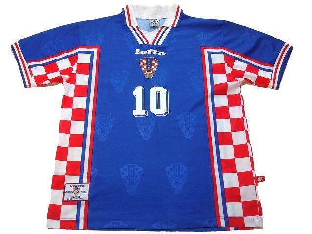 クロアチア代表 Croatia National Team/98/A