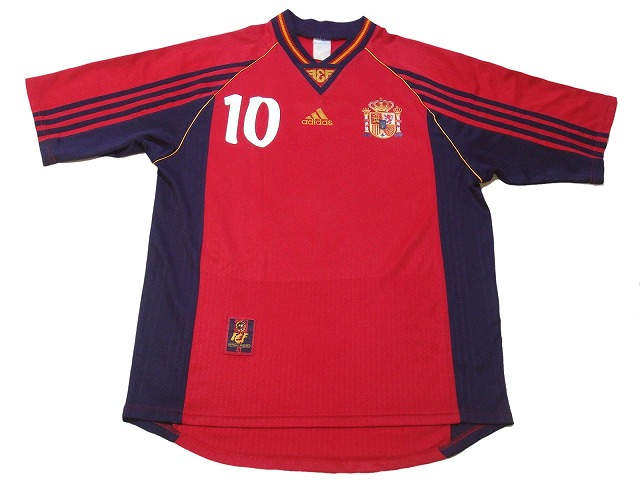 スペイン代表 Spain National Team/98/H