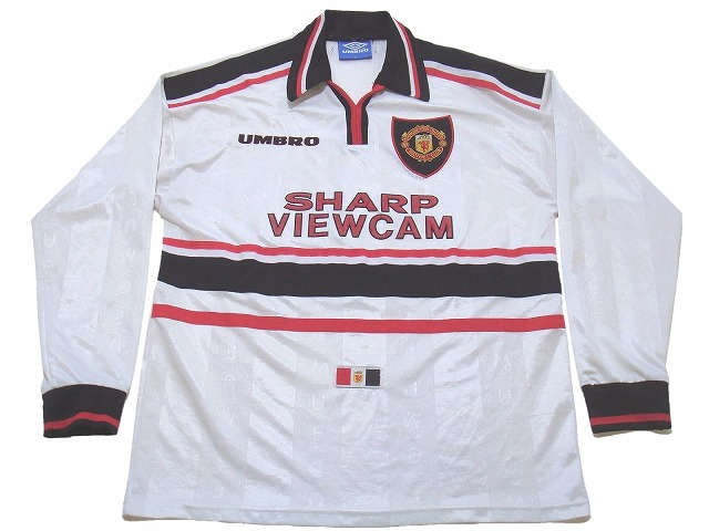 Manchester United/97-99/A