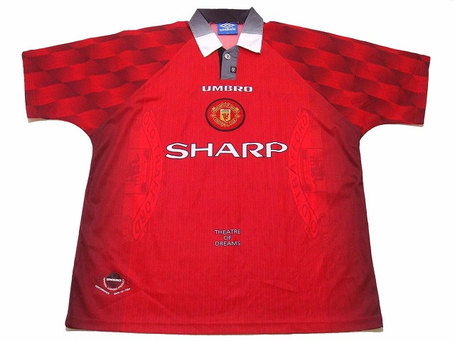 Manchester United/96-98/H