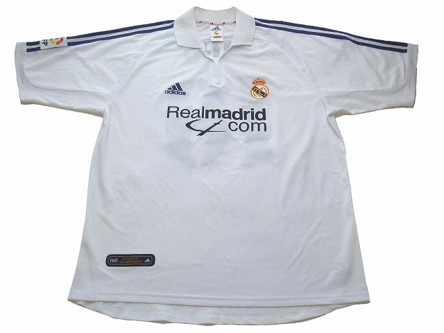 Real Madrid/01-02/H
