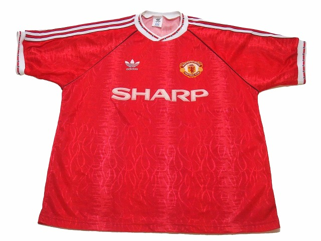 Manchester United/90-92/H