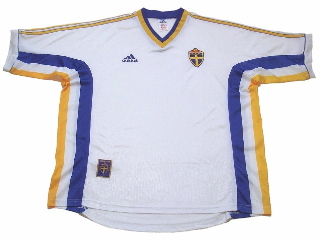スウェーデン代表 Sweden National Team/98/A