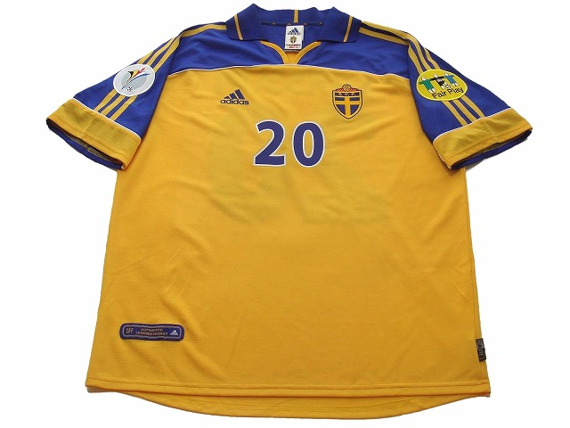 スウェーデン代表 Sweden National Team/00/H