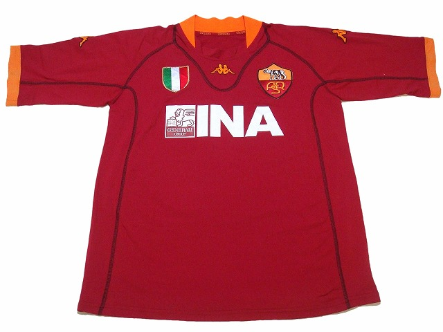 ASローマ AS Roma/02-03/H