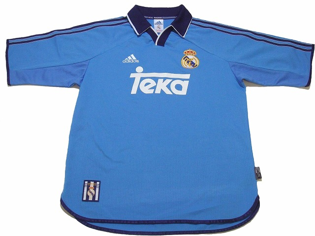 Real Madrid/99-01/A