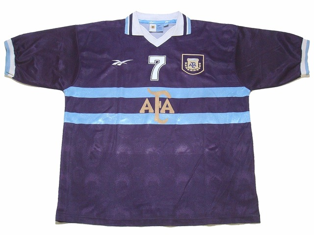 アルゼンチン代表 Argentina National Team/99-01/A