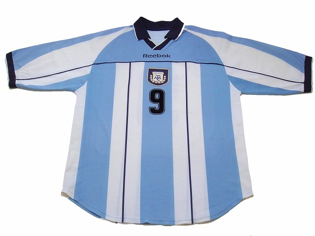 アルゼンチン代表 Argentina National Team/00-01/H