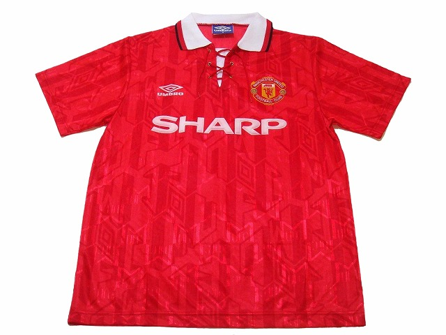 Manchester United/92-94/H