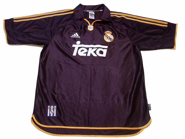Real Madrid/99-01/33RD