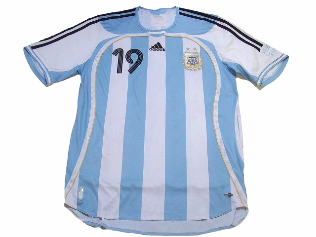 アルゼンチン代表 Argentina National Team/06/H