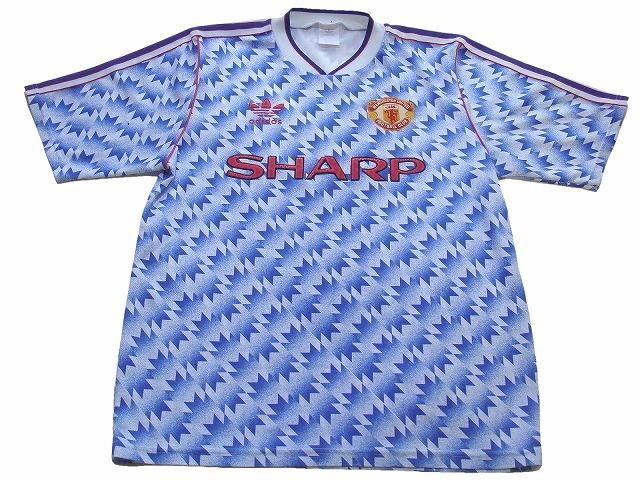 Manchester United/90-92/A