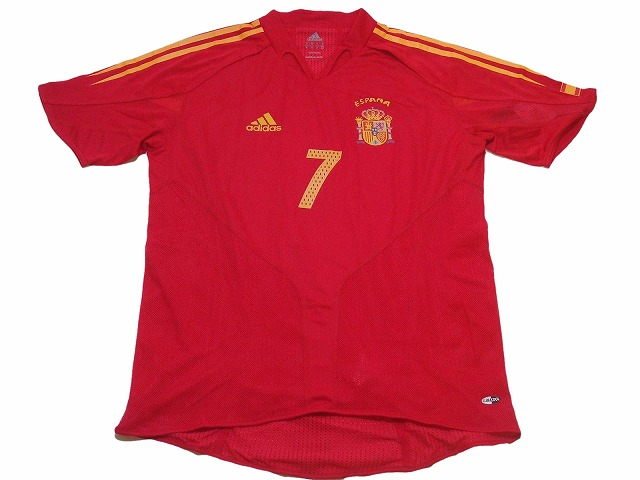 スペイン代表 Spain National Team/04/H