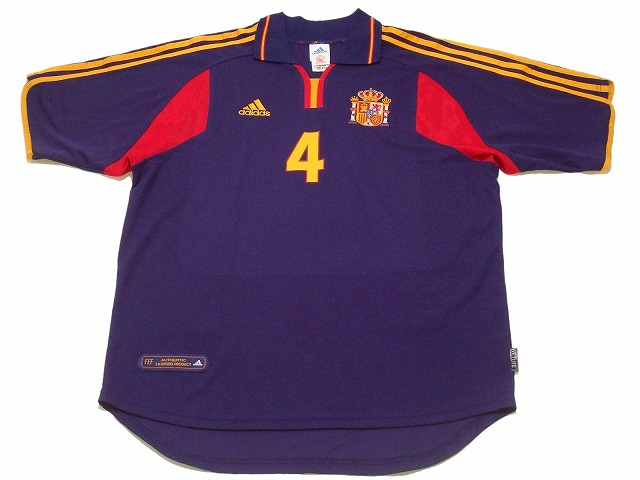 スペイン代表 Spain National Team/00/3RD