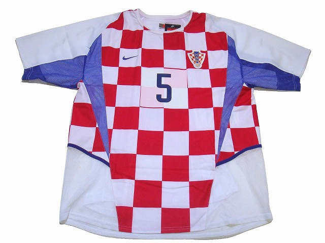 クロアチア代表 Croatia National Team/02/H