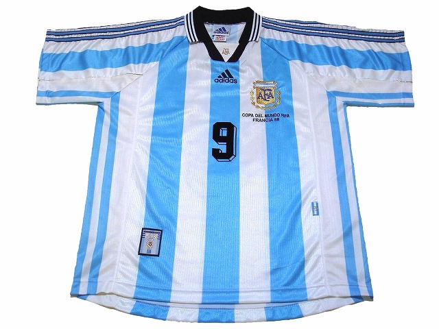 アルゼンチン代表 Argentina National Team/98/H