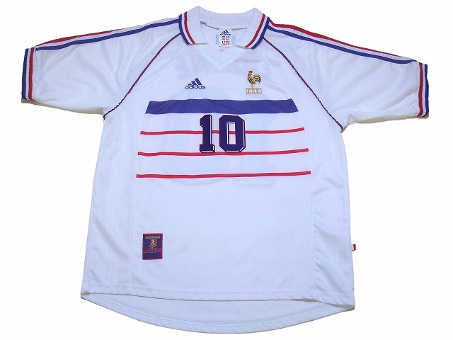 フランス代表 France National Team/98/A
