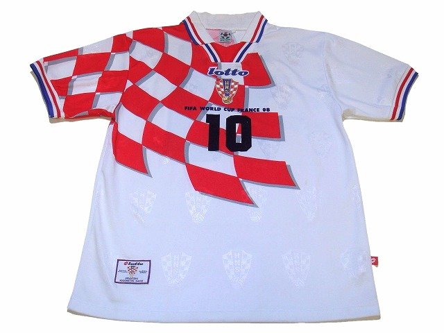 クロアチア代表 Croatia National Team/98/H