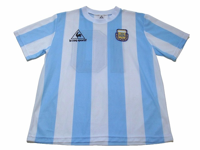 アルゼンチン代表 Argentina National Team/86/H