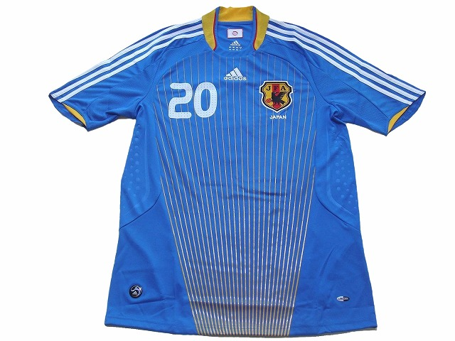 日本代表 Japan National Team/08-09/H